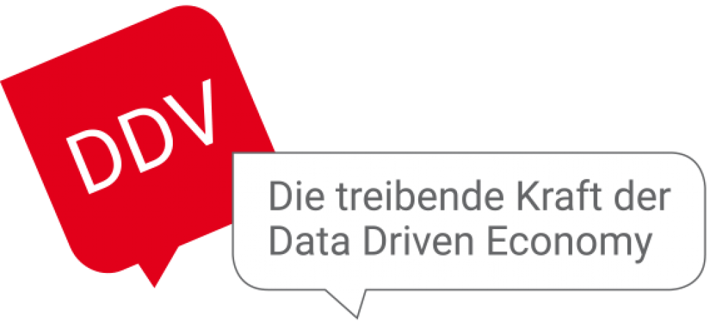 DDV Deutscher Dialogmarketing Verband e.V. Logo